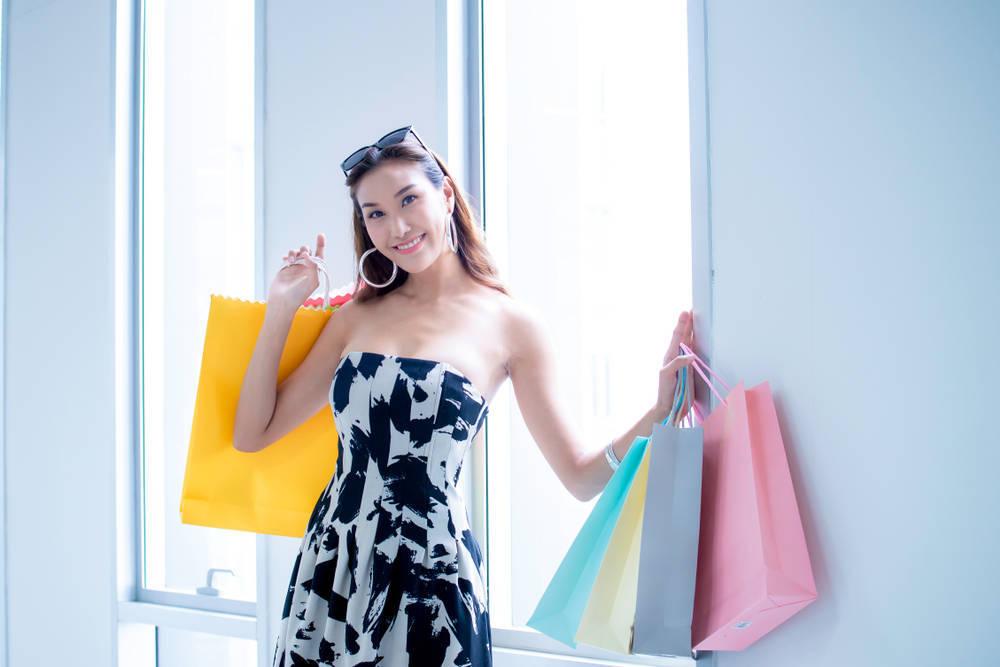 No gastes mucho dinero en ropa para estar guapa