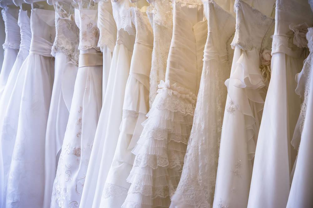 La elección del vestido de novia