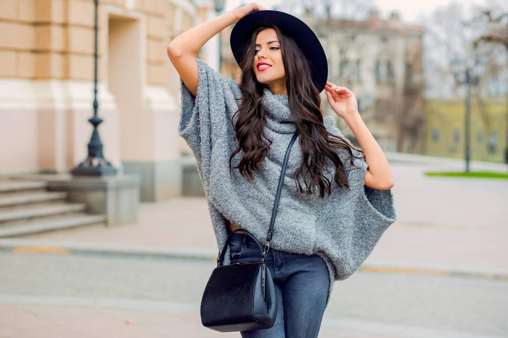 El frío y la moda también pueden ir de la mano
