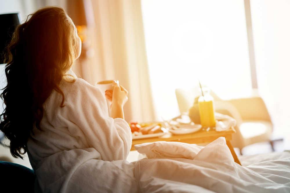 Tu estilo de vida determina el tipo de hoteles en los que te hospedas
