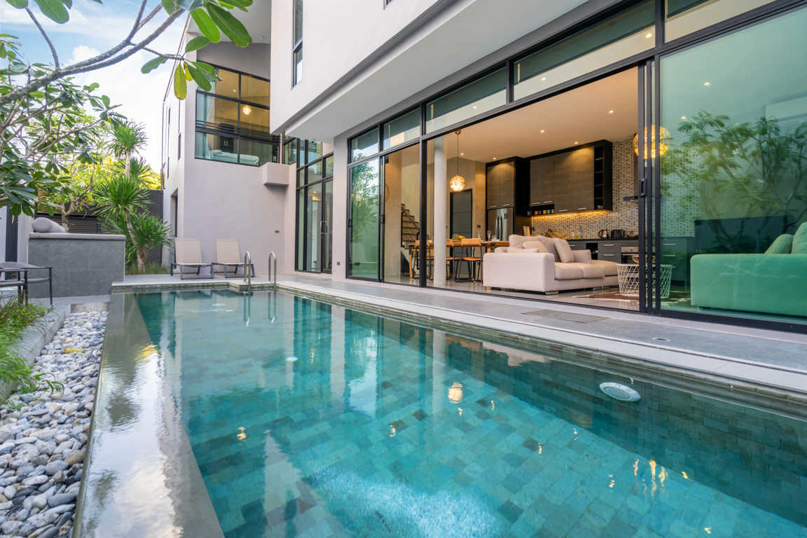 Consejos para elegir la mejor ubicación de la piscina