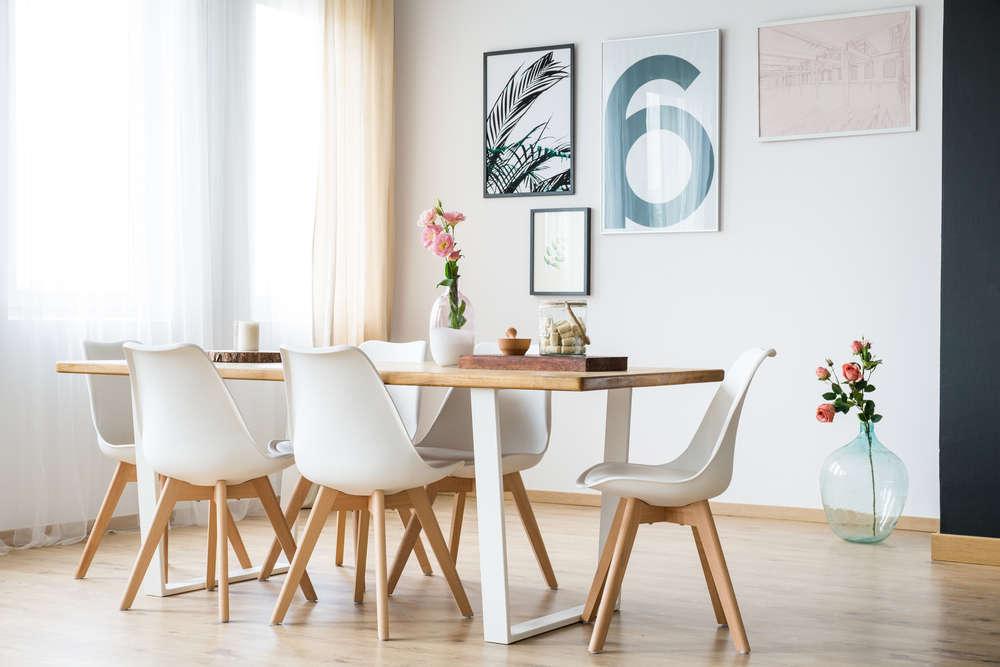 Consejos para elegir la mesa de comedor