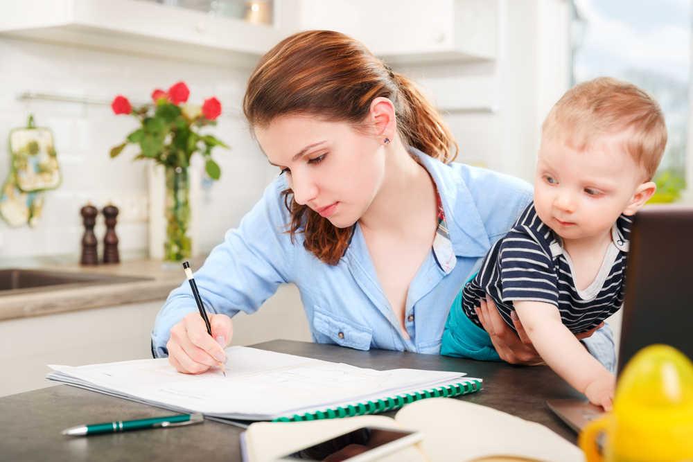 ¿Cómo volver a la universidad después de ser madre?